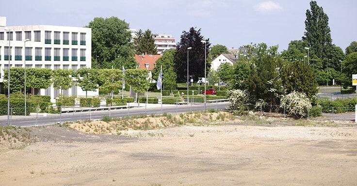Grundstück verkaufen an Bauträger