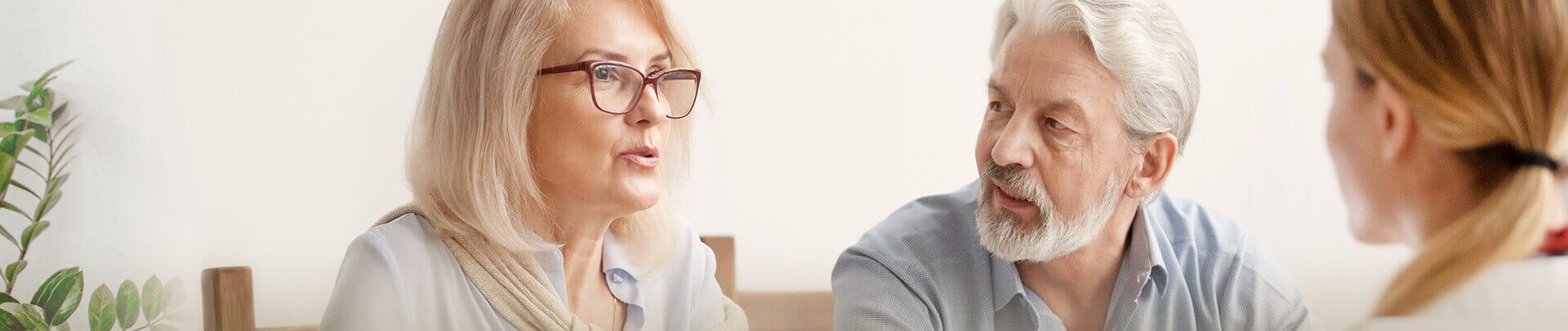 Gespräch Verkauf Mehrfamilienhaus