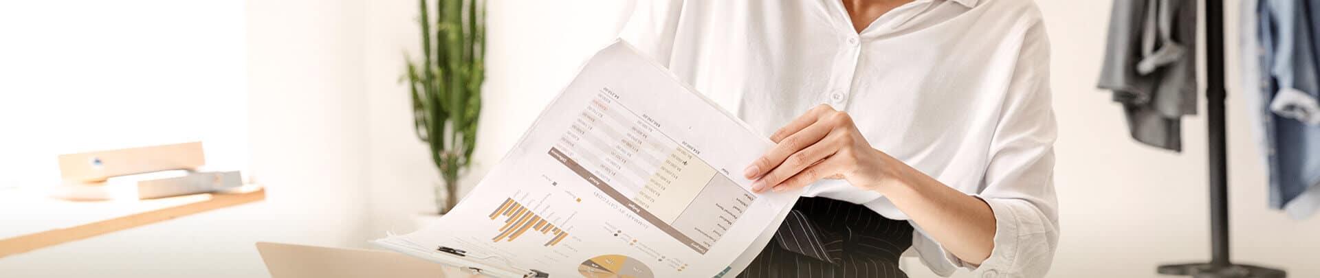 Analyse und Preise Verkauf