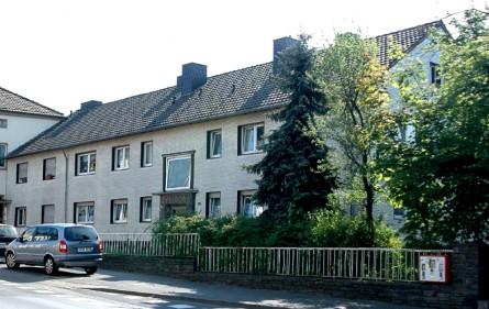 Zeithstraße 251-255 in Siegburg
